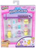 Set decoratiuni interioare Shopkins BATHING BUNNY