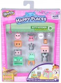 Set decoratiuni interioare Shopkins KITTY KITCHEN