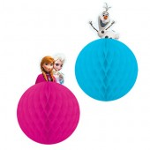 Set decoratiuni petrecere fagure - Disney Frozen