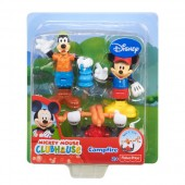 Set figurine Mickey si Goofy- Mickey Club House