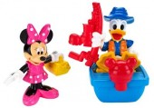 Set Jucarii Fishing Figure Pack Minnie & Donald
