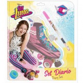 Set Jurnal Disney Soy Luna