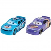 Set masinute Disney Cars 3 Bobby Swift Si Cal Weathers