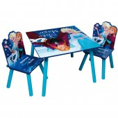 Set masuta si 2 scaunele Disney Frozen Magic