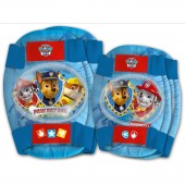 Set protectie Cotiere Genunchiere Paw Patrol