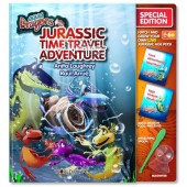 Set Reincarcare Jurassic Time Travel Adventure World Alive