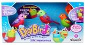 Set trei pasari interactive DigiBirds