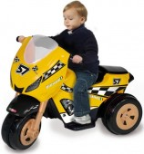 Motoscuter electric SUPER GP YELLOW