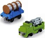 Thomas&Friends Locomotiva Sodor Supply Co.
