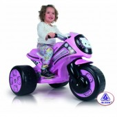 Tricicleta electrica Injusa Tribike Hello Kitty 6V
