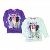 Tricou cu maneca lunga Disney Violetta & Friends