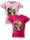 Tricou cu maneca scurta Disney Frozen - Strong Heart