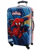 Troler calatorie ABS 67 cm 4 roti Spiderman