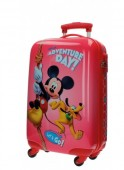 Troler pentru calatorie ABS 55 cm 4 roti Disney Mickey Adventure Day