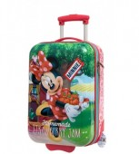 Trolley Calatorie LUX Disney Minnie Mouse 55 cm - Garden Collection