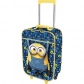 Trolley calatorie Minions - Premium Collection 2016