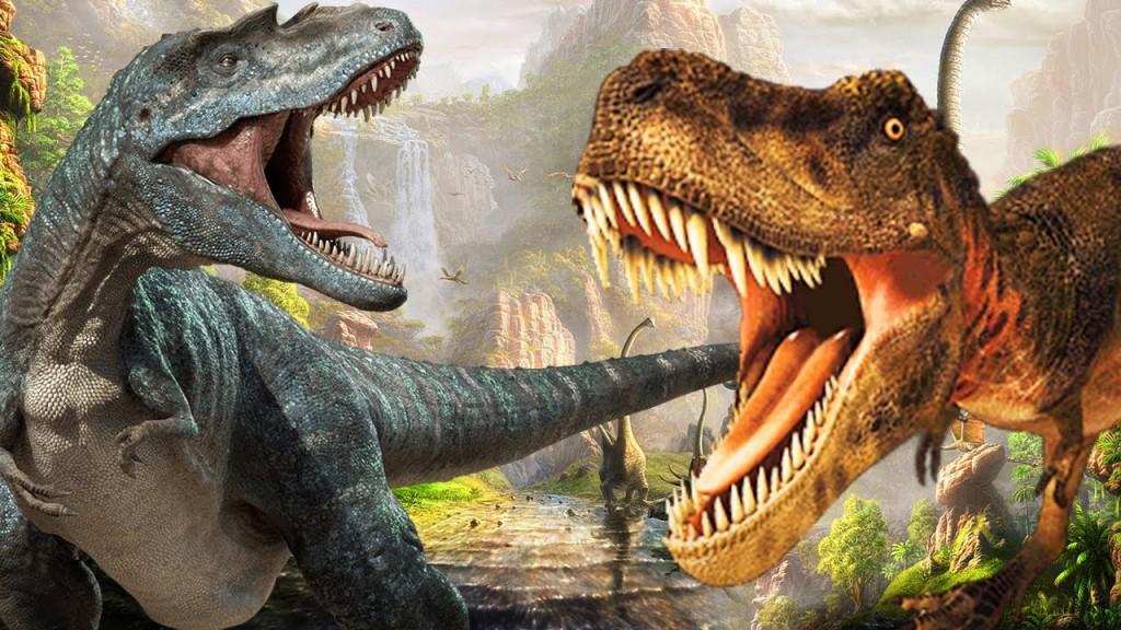 Figurine animale preistorice Dinozauri