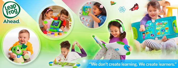 Jucarii educative LeapFrog