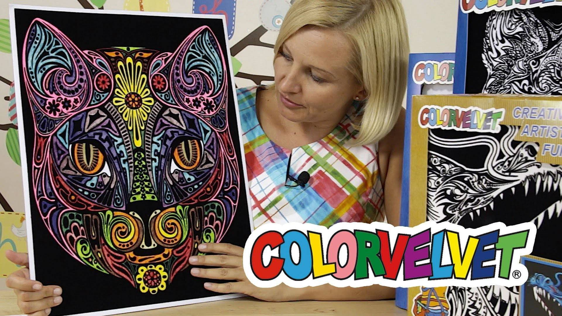 Planse De Colorat Colorvelvet Italia