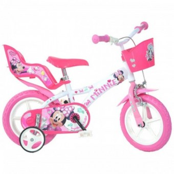 DINO BIKES Bicicleta copii 14 Disney MINNIE MOUSE