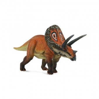 Figurina Dinozaur Jurassic World Torosaurus - L Collecta