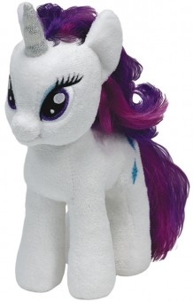 Jucarie de Plus My Little Pony Princess Rarity