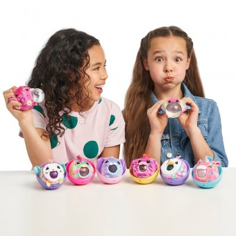 Jucarie de plus PIKMI POPS S4 BUBBLE DROPS