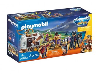 Jucarie Playmobil The Movie Charlie Si Inchisoare Trasa De Cai