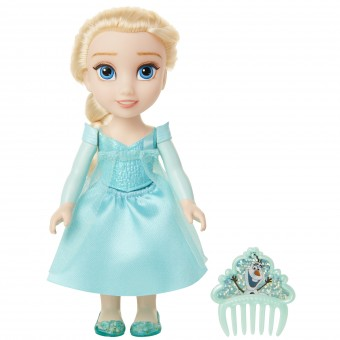Mini Papusa Disney Frozen 2 - Elsa