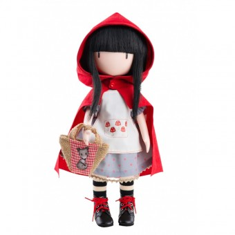 Papusa Gorjuss - Little Red Riding Hood