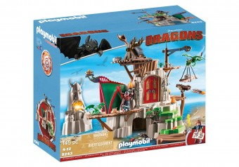 Playmobil DRAGONS - Insula berk