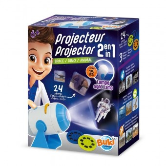 Set de joaca educativ Proiector 2 in 1