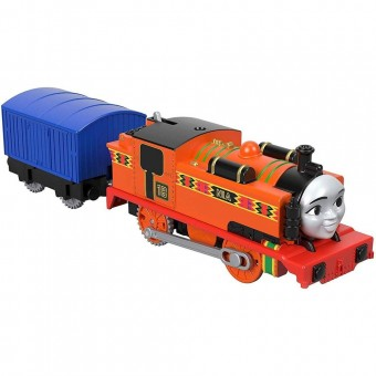 Tren Thomas and Friends Trackmaster Nia
