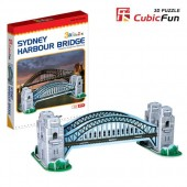 PUZZLE 3D Sydney Harbour Bridge