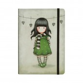 Agenda Gorjuss coperti tari The Scarf