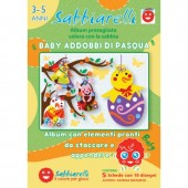Album Sabbiarelli - Baby Decoratiuni de Paste
