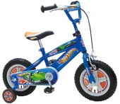 BICICLETA BMX 12 HOT WHEELS
