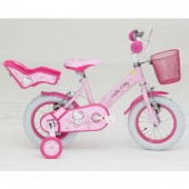Bicicleta copii Hello Kitty Romantic 12 Ironway