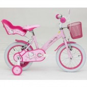 Bicicleta copii Hello Kitty Romantic 14 Ironway