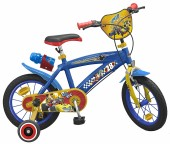 Bicicleta copii Mickey Mouse Club House, baieti