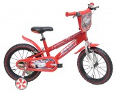 Bicicleta copii Disney Cars 14