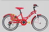 BICICLETA DENVER MINNIE 20''