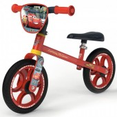 Bicicleta fara pedale Smoby First Bike Cars 3