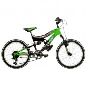 Bicicleta Full Suspension 20