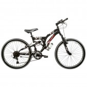 Bicicleta Full Suspension 24