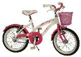 Bicicleta Hello Kitty, model 16
