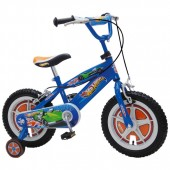 BICICLETA HOT WHEELS 14``
