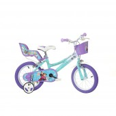 Bicicleta pentr copii Disney Frozen Movie - 14''