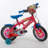 Bicicleta Spectacular Spiderman 12