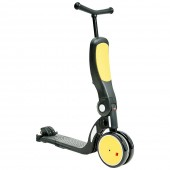Bicicleta, tricicleta si trotineta Premium  All Ride 4 in 1 yellow